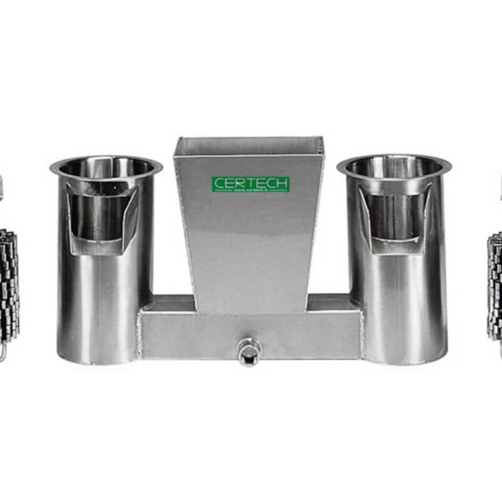 Deferizzatori per Liquidi Certech FPT-1-2--140-FPT-1-2-200