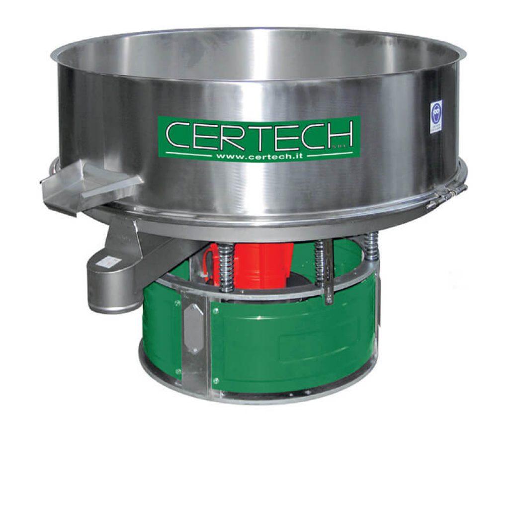 Tamis vibrants pour liquides  Certech VLB-900-1200-1X