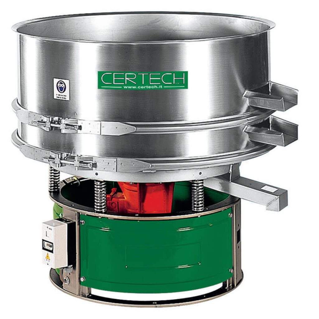 Tamis vibrants pour liquides  Certech VLB-900-1200-2X