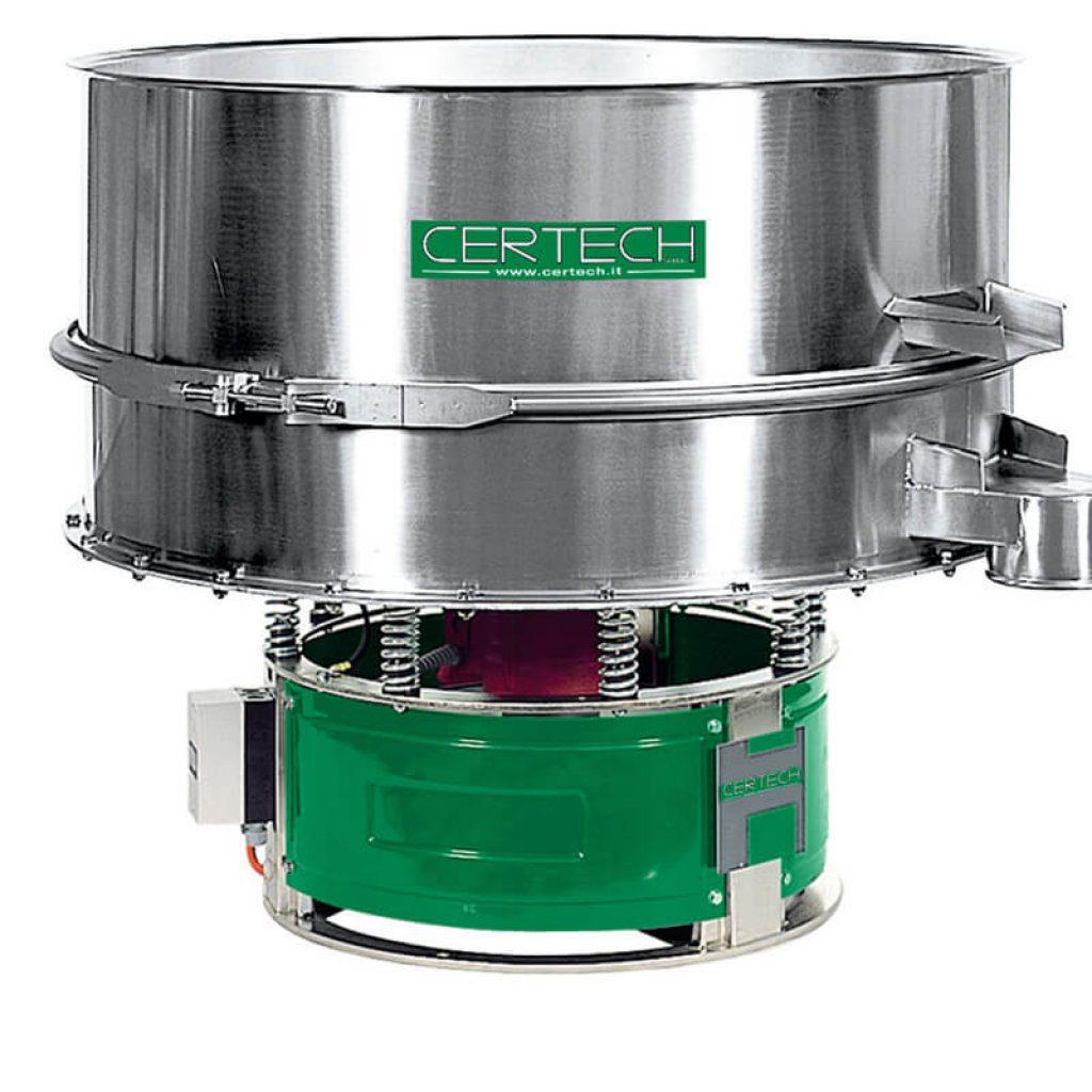 Tamis vibrants pour liquides  Certech VLM-900-1200-1500-1X