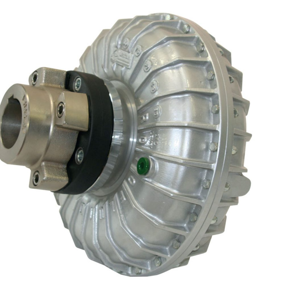 simple hydraulic coupling