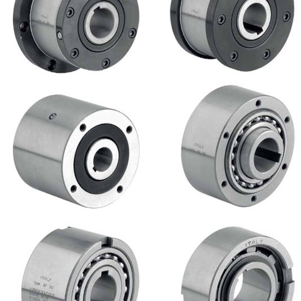 Various examples of free wheels