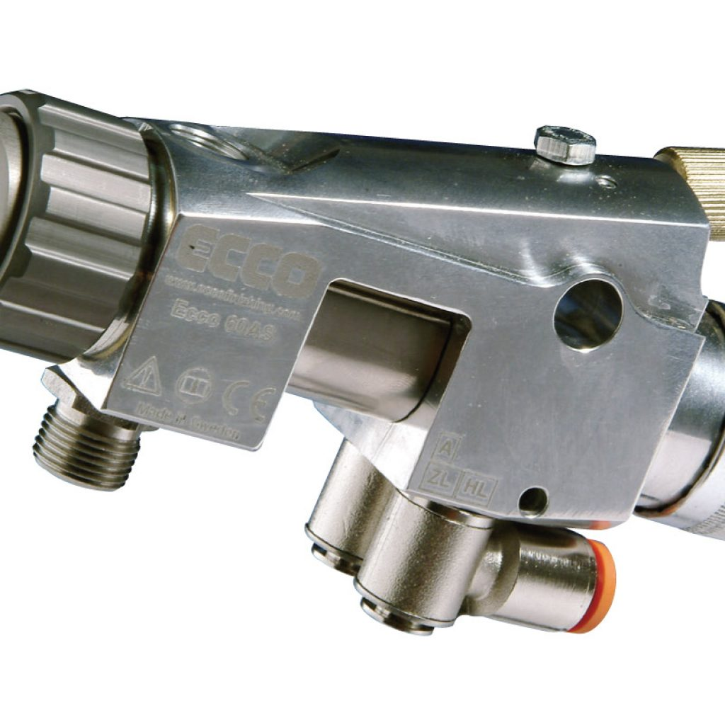 """ECCO-ATLAS COPCO"" automatic spray gun mod. ""ECCO 60 A"""