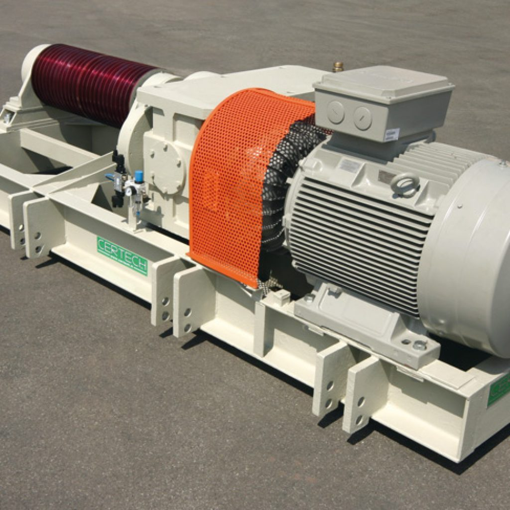 Regenerated motorization for ICF mill with capacity of 38.000 Lt