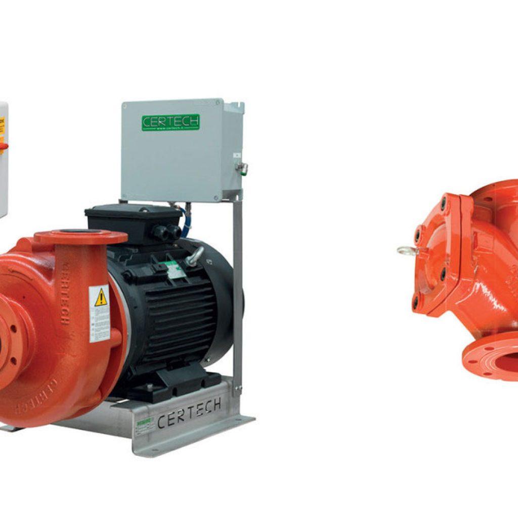 Détails electropompes centrifuges horizontales à aspiration axiale type htpatomizzatore tipo HTP